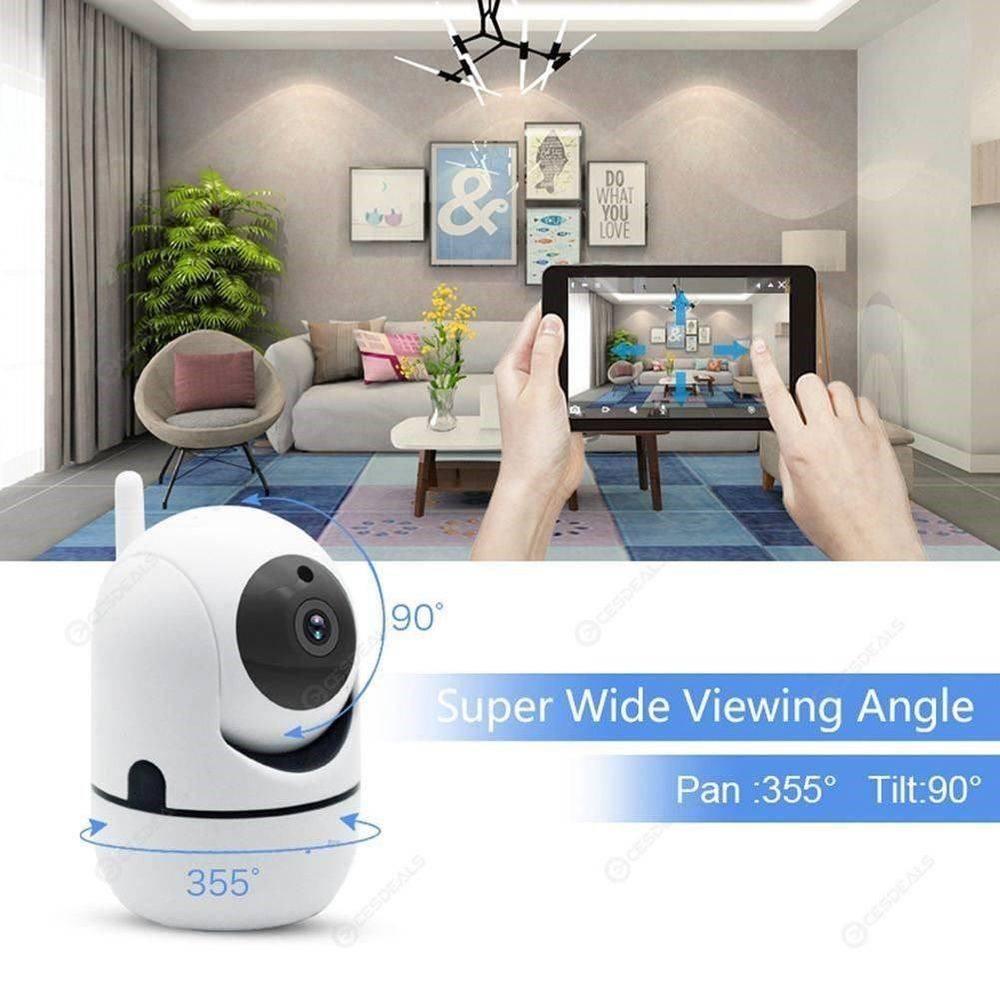 WiFi Smart IP Camera Wireless Night Vision 720P HD Surveillance Camera