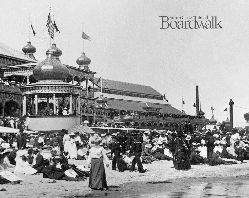 Santa Cruz Beach Boardwalk haunted