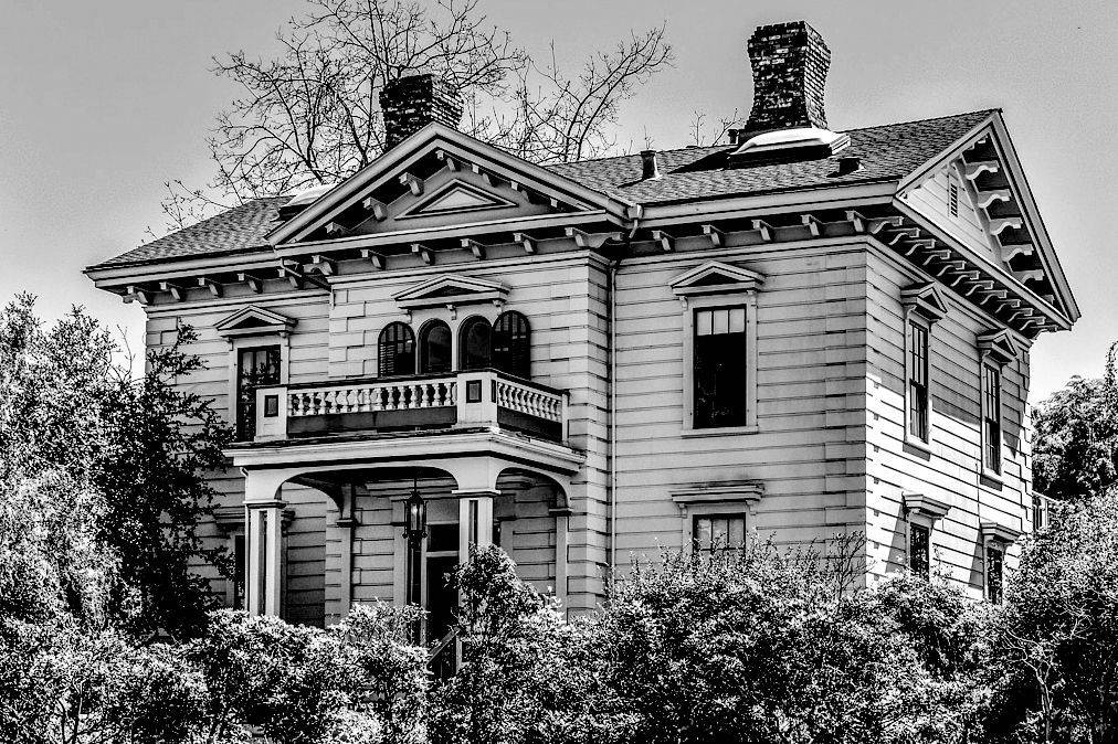 Daubenbiss House Soquel, haunted soquel, soquel ghost