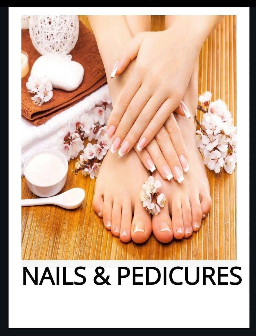 nails,pedicure , gel nails, hair art studio & co. lake of the ozarks camdenton Mo. 65020.