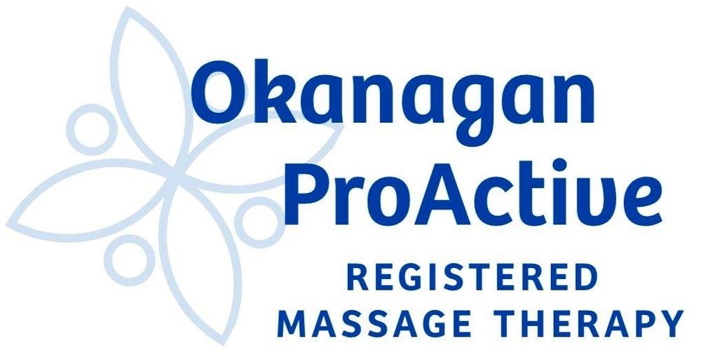 Okanagan Proactive Registered Massage Therapy Logo