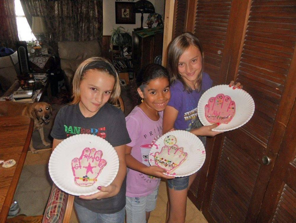 recipes for kids -New Millennium Girls-New homeschool writing curriculum