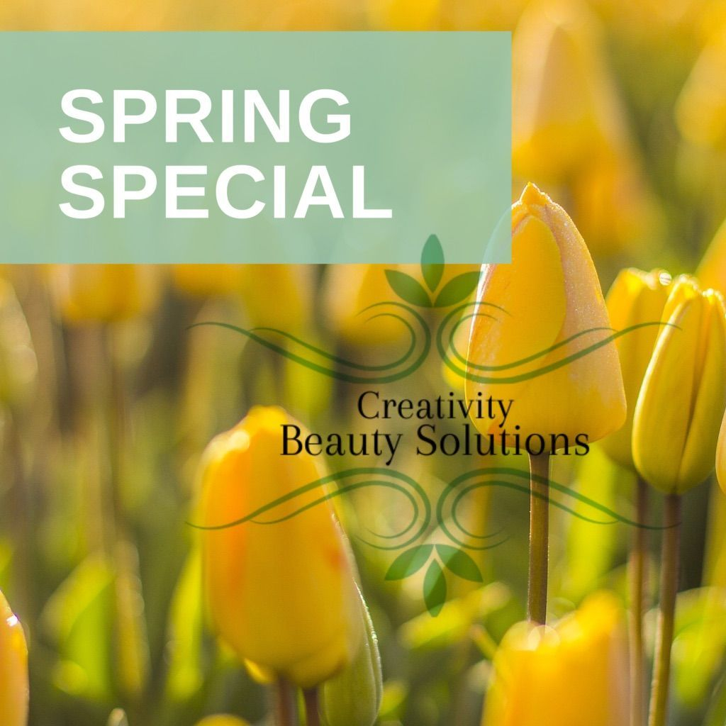 spring special offer, waxing, pedicure Reading