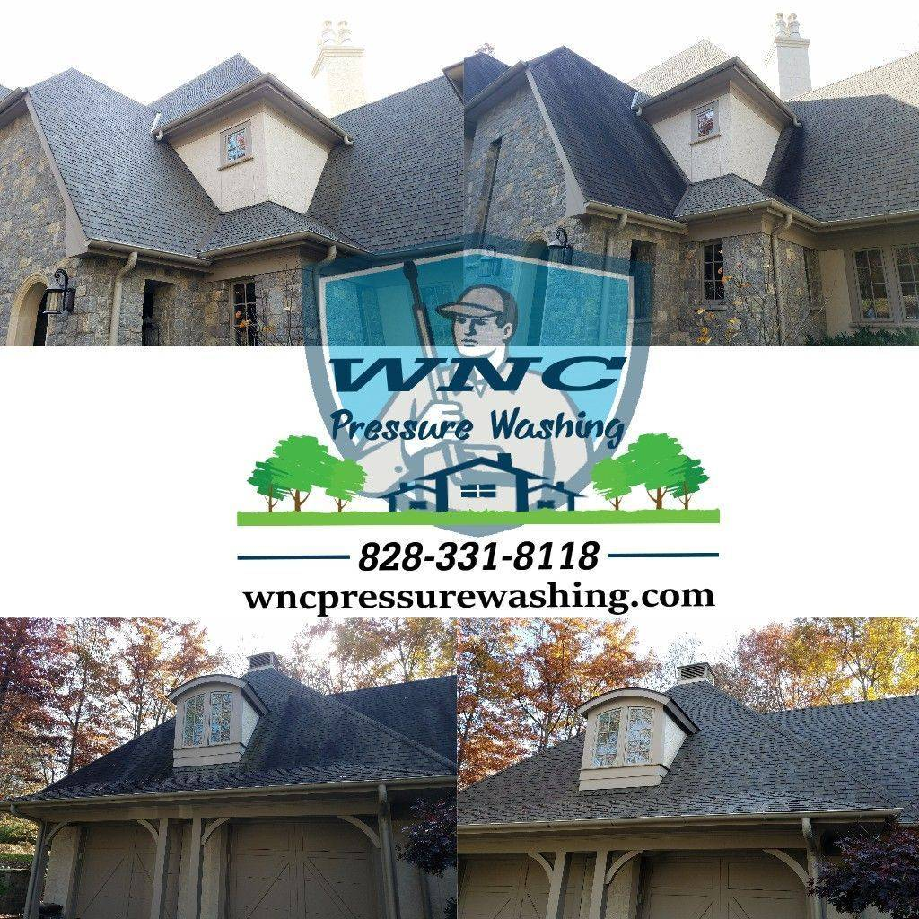 Roof Washing Wnc Roof Washing Roof Cleaning Waynesville
