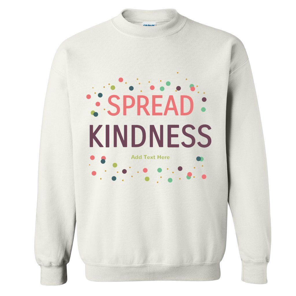 Custom, Advertising, Sweatshirt, Full Color