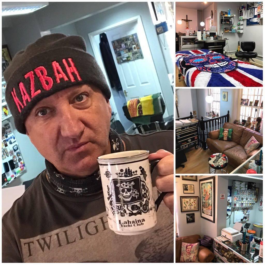 mcgoldtooth tattoos kazbah Leicester City Centre
