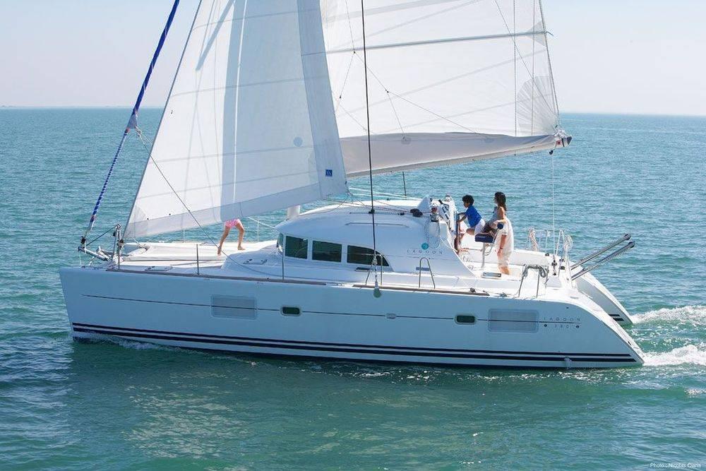Marians del Este Sailing