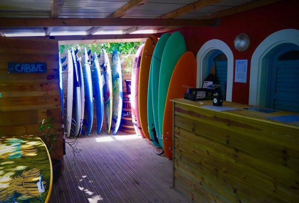 Surf, école de surf, Martinique, Cours de surf