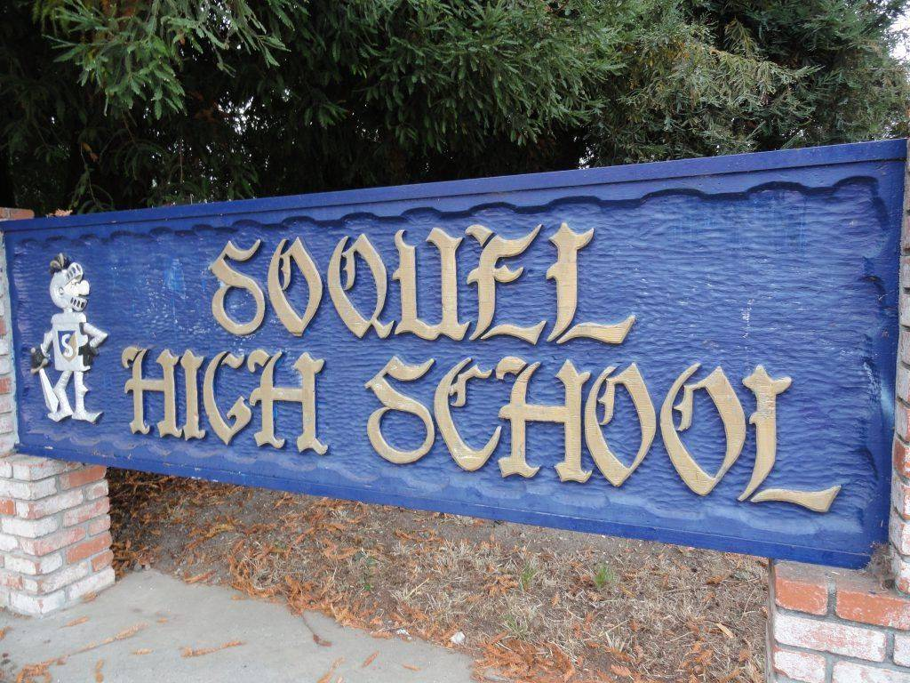 haunted high school, soquel haunted, santa cruz haunted