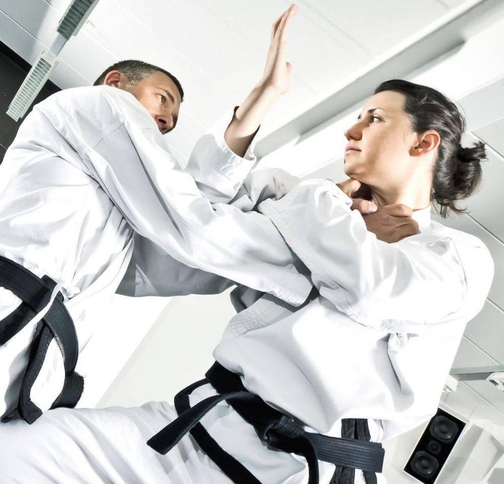 Adult Karate Classes in St.Marys Ontario