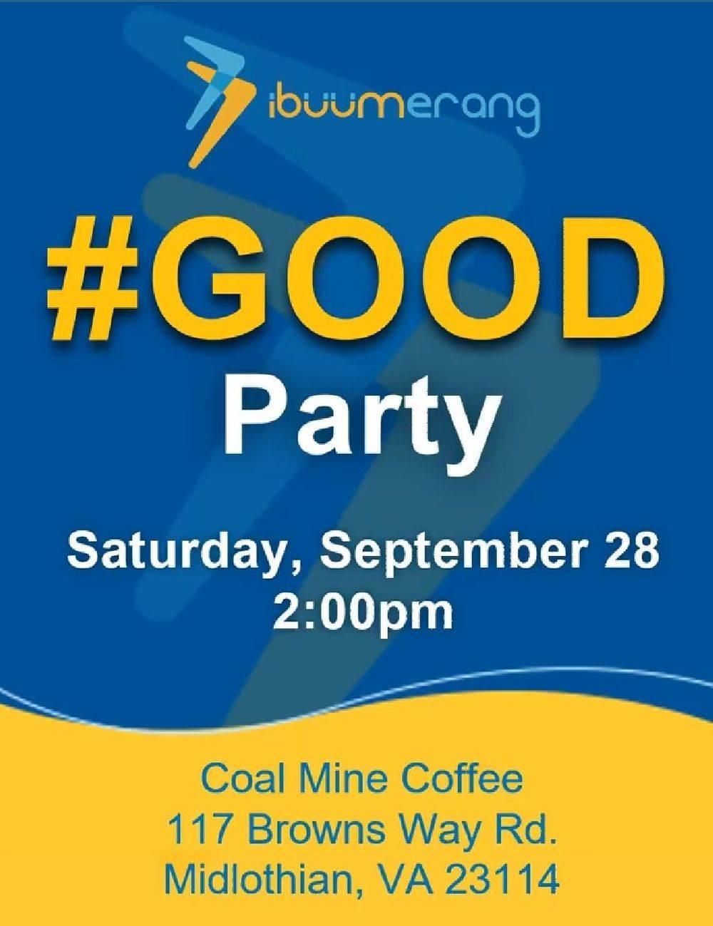 iBuumerang #Good Party Midlothian, VA hosted by Lady Scott Enterprises