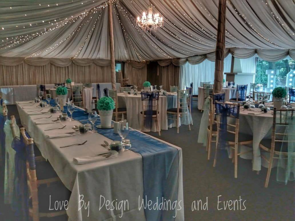 Wedding venue decorator near me