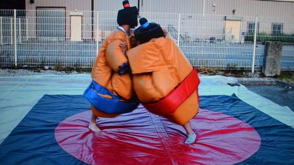 location prestation  sumo adulte et enfant