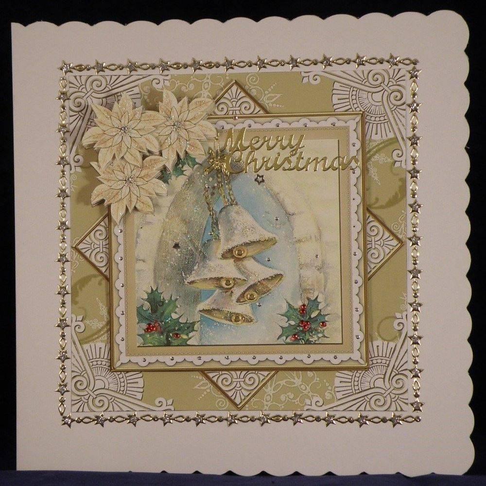 Snowbells Cream Poinsettia