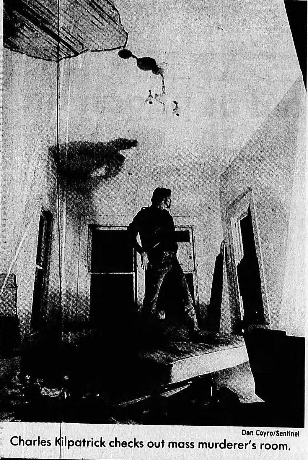 Herbert Mullin Sunshine Villa haunted
