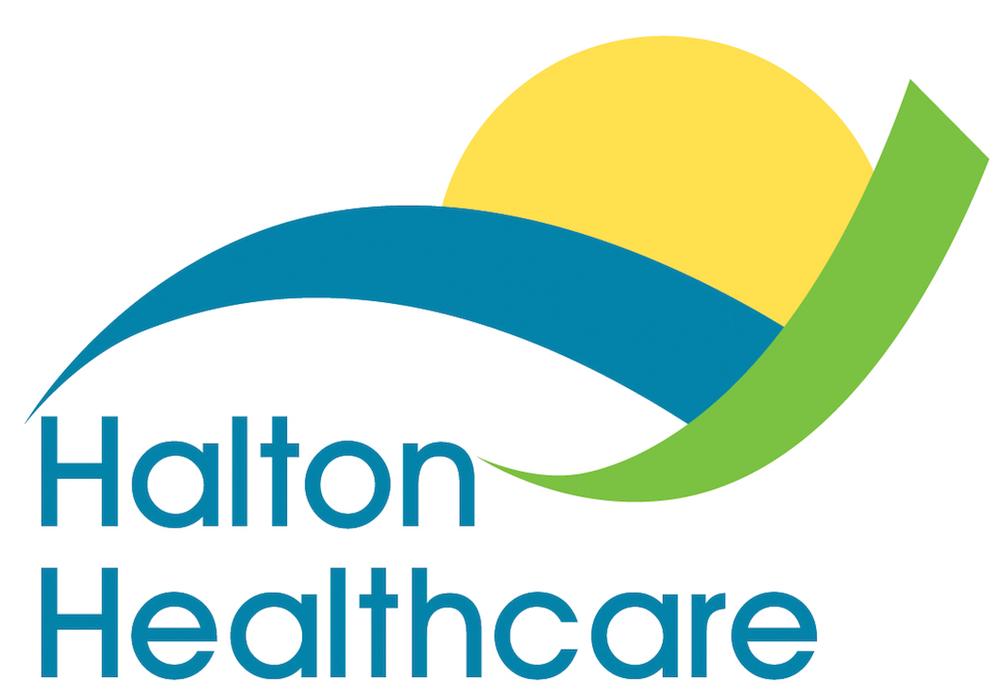 Halton Healthcare Logo Link to website