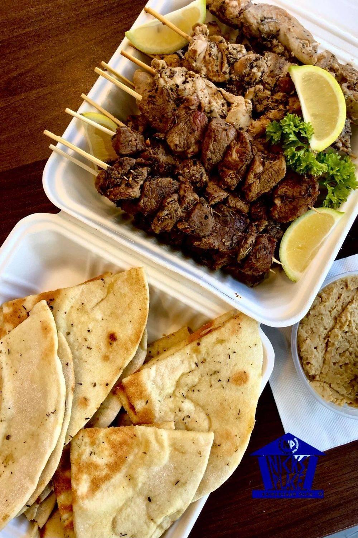Best Souvlaki kebabs Perth Shishkebab pita  street food