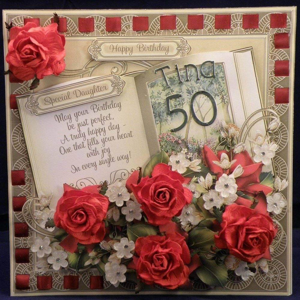 Red Roses Book