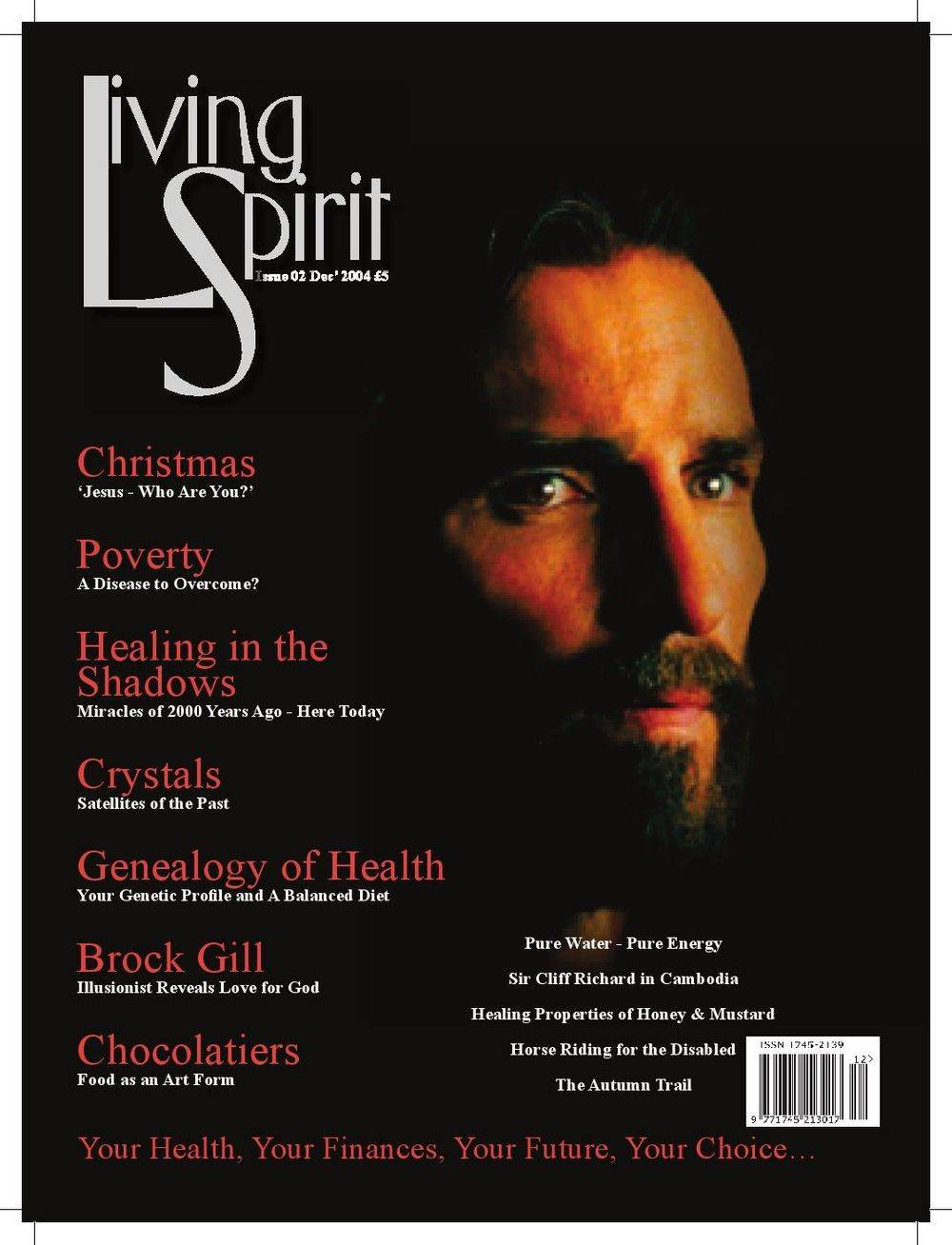 LIVING SPIRIT MAGAZINE - UK - ISSUE 2