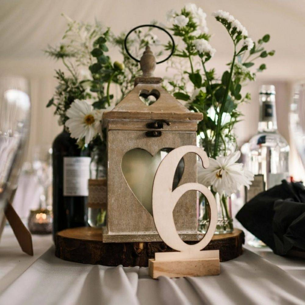 Rustic wedding styling ideas