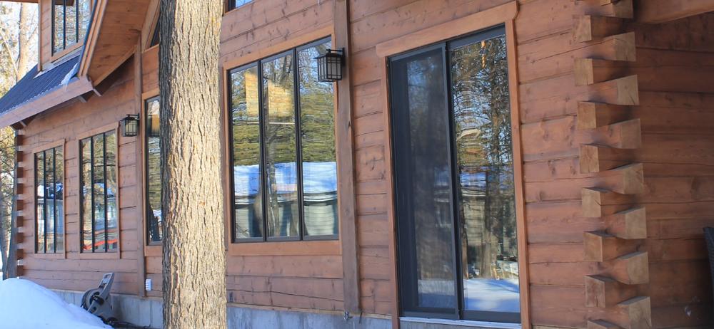 Canadian Plains Log Homes