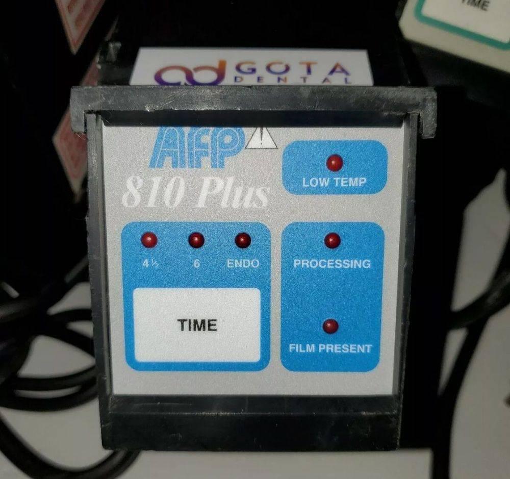 AFP Dent-X 810Plus Control Box