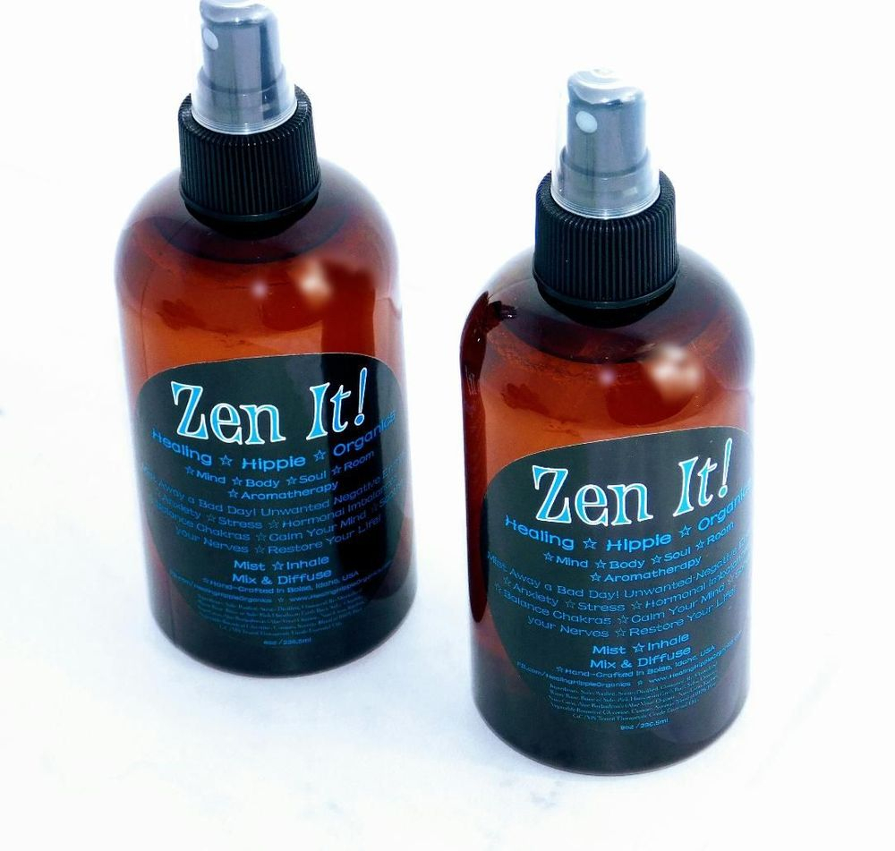 Zen It, Healing Hippie Organics, Boise, Idaho, USA