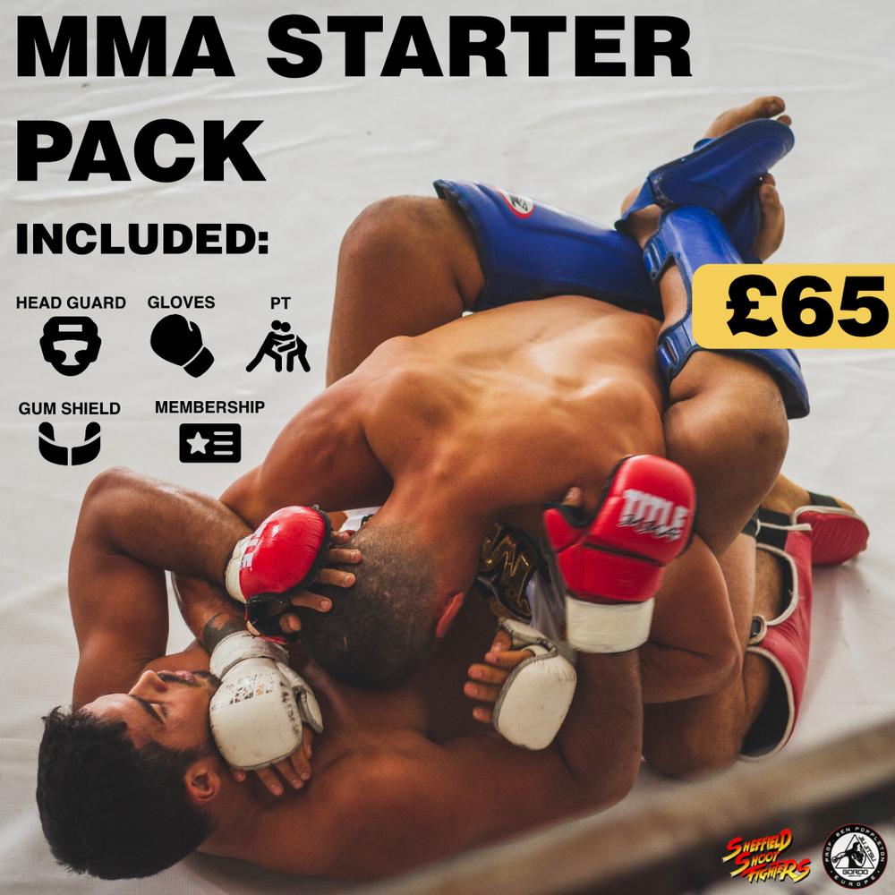Sheffield MMA Offer