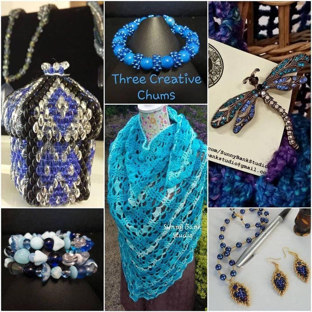 three creative chums crafts