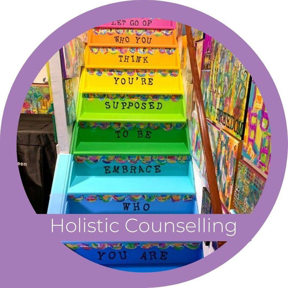 What is Holistic Counselling