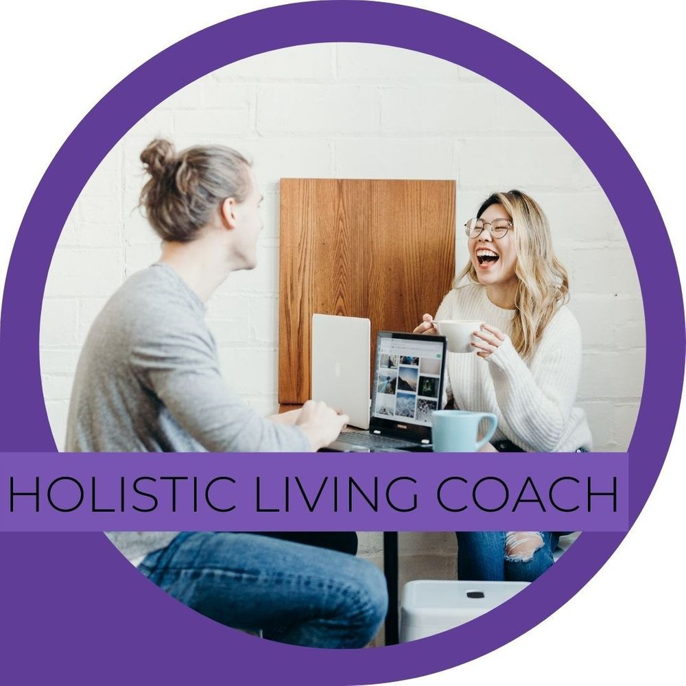 LGBTQIA+ Holistic Living Coach