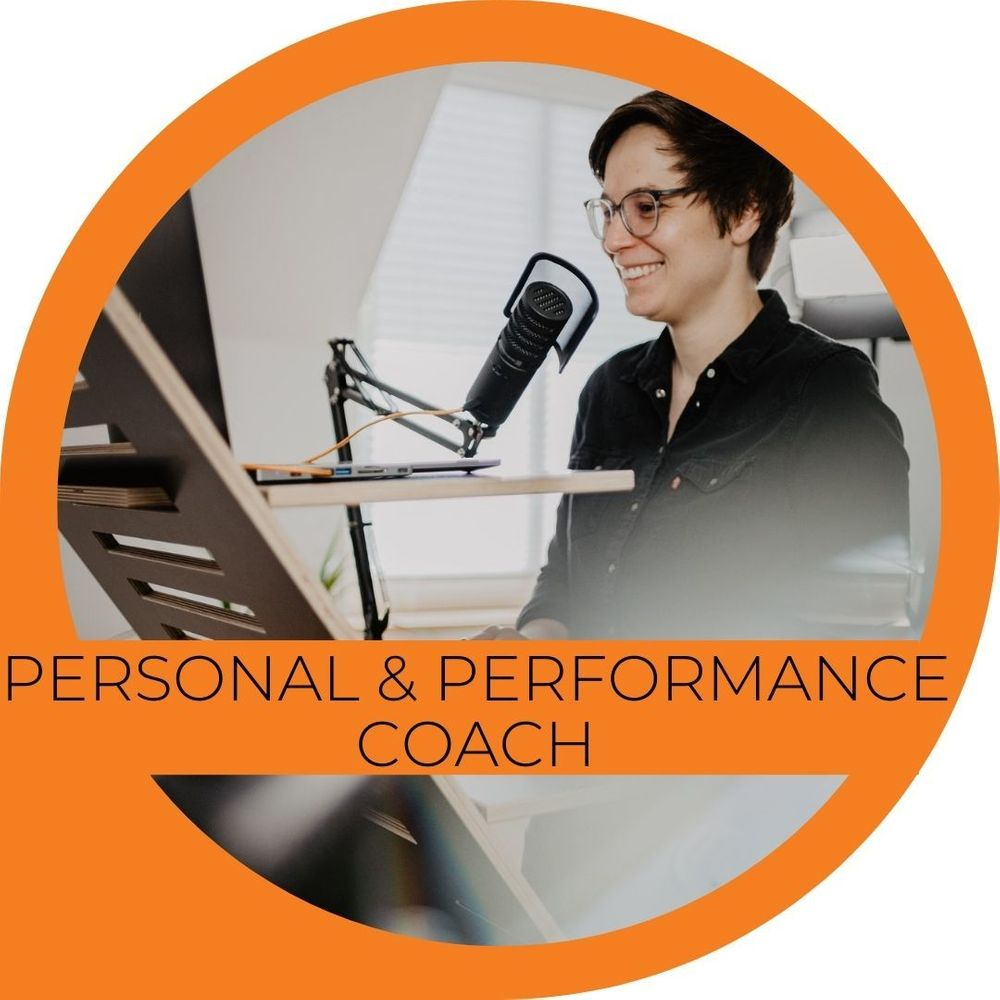 Personal and Performance Coach Main Link