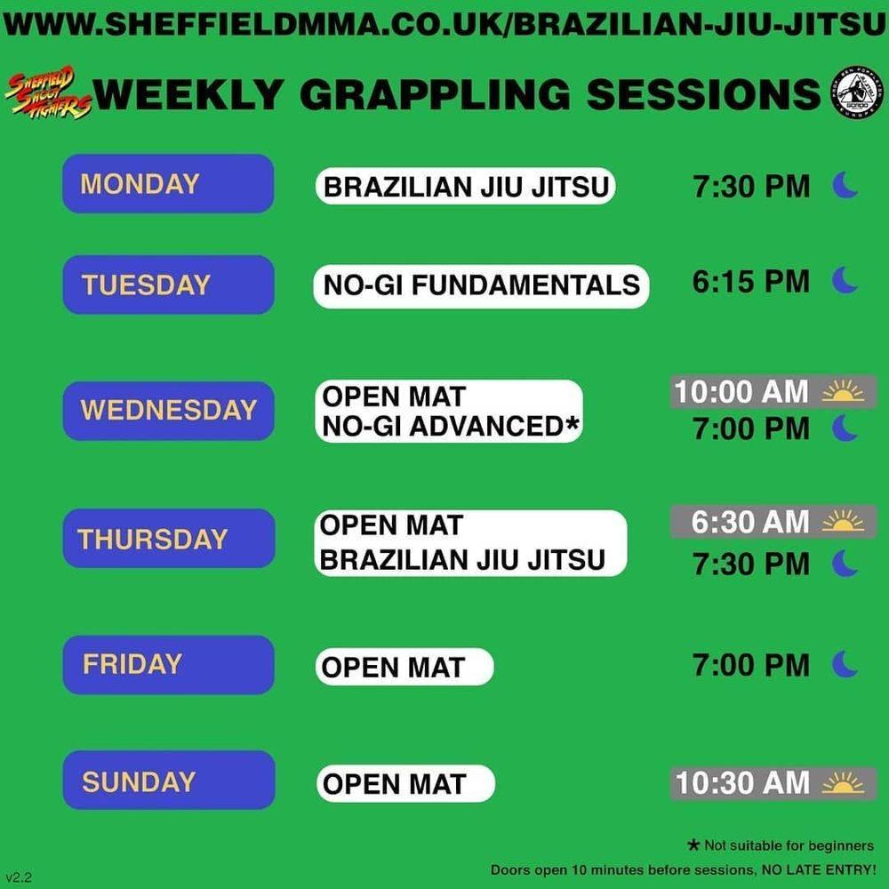 Sheffield BJJ Brazilian Jiu Jitsu