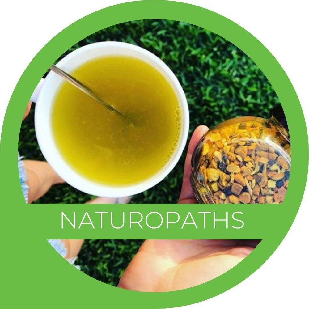 Naturopaths link