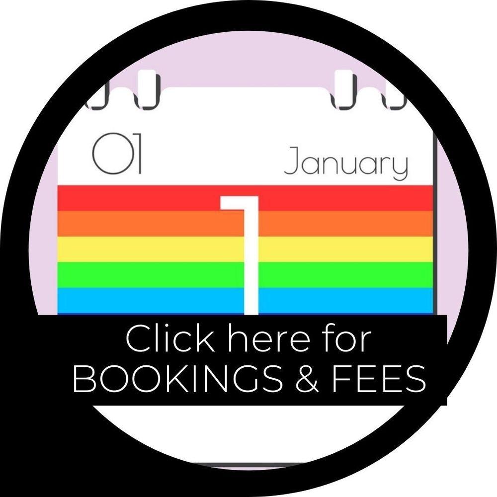 LGBTQIA+ Bookings and Fees