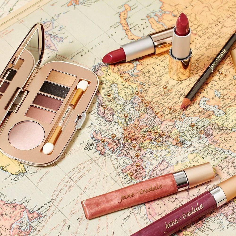 Jane Iredale, Makeup kit, eyeshadow, eyeshadow kit
