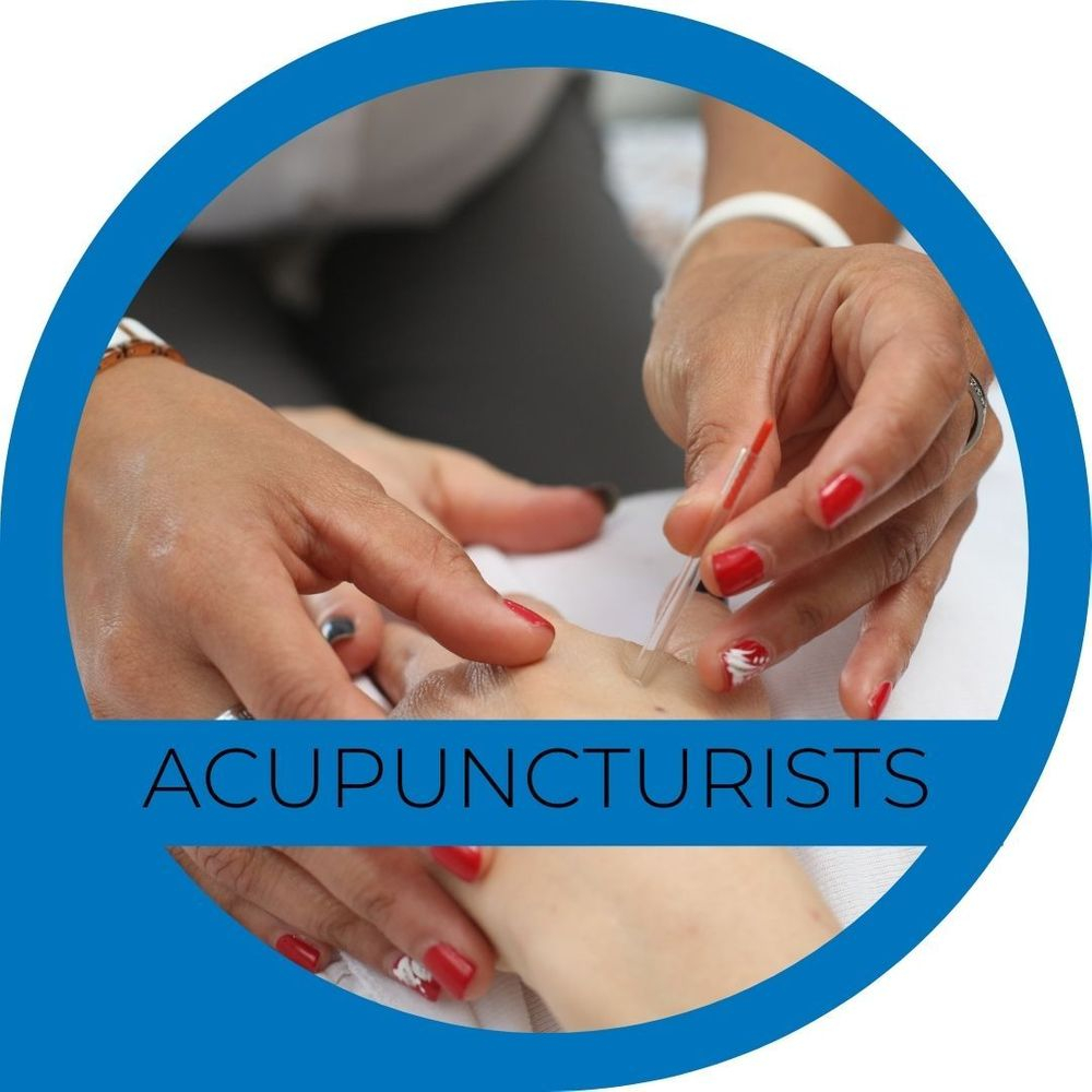 Acupuncturists link