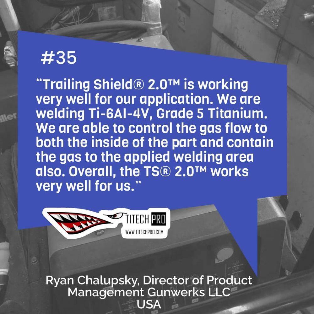 Ryan Chalupsky, Director of Product Management Gunwerks LLC USA