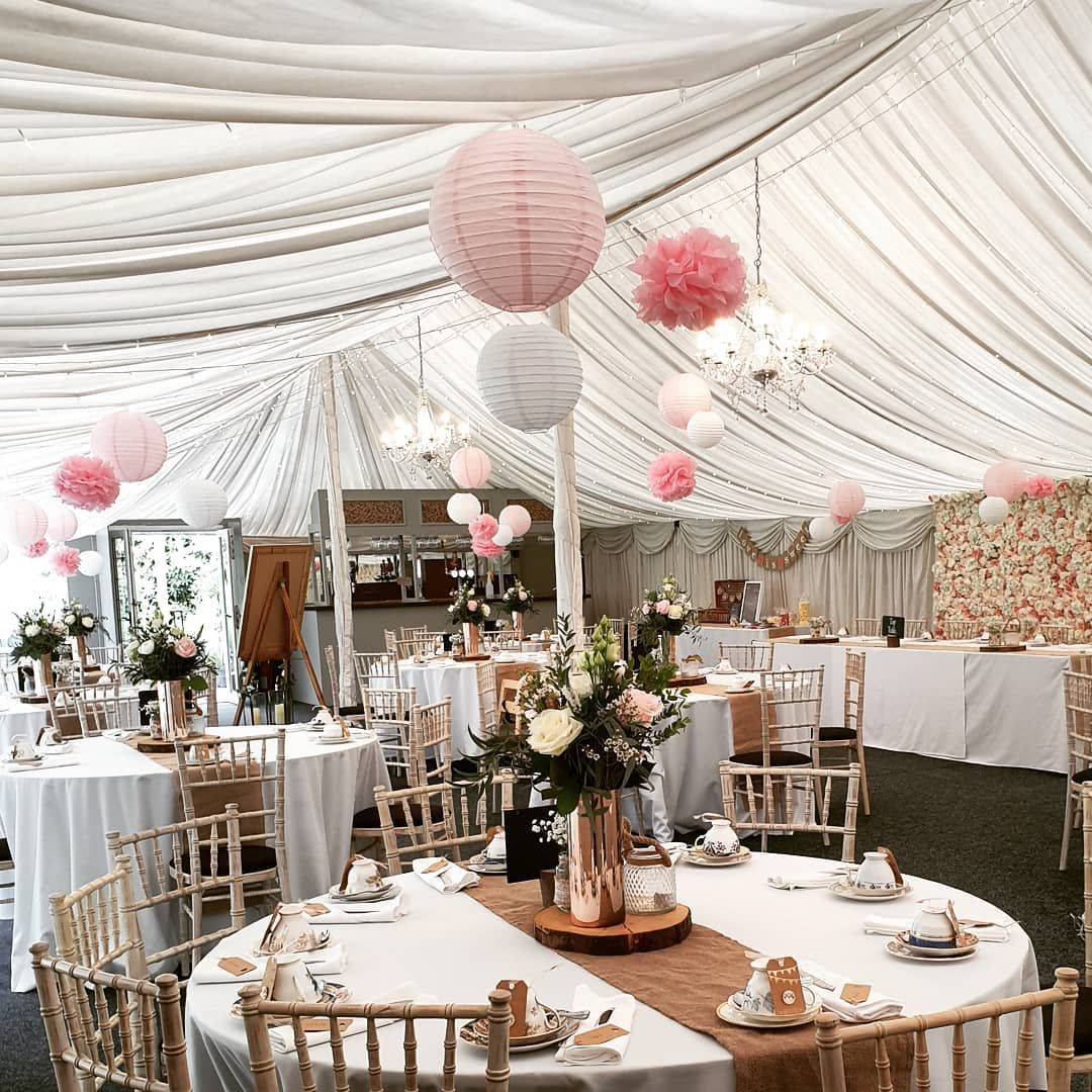 Rustic wedding styling ideas