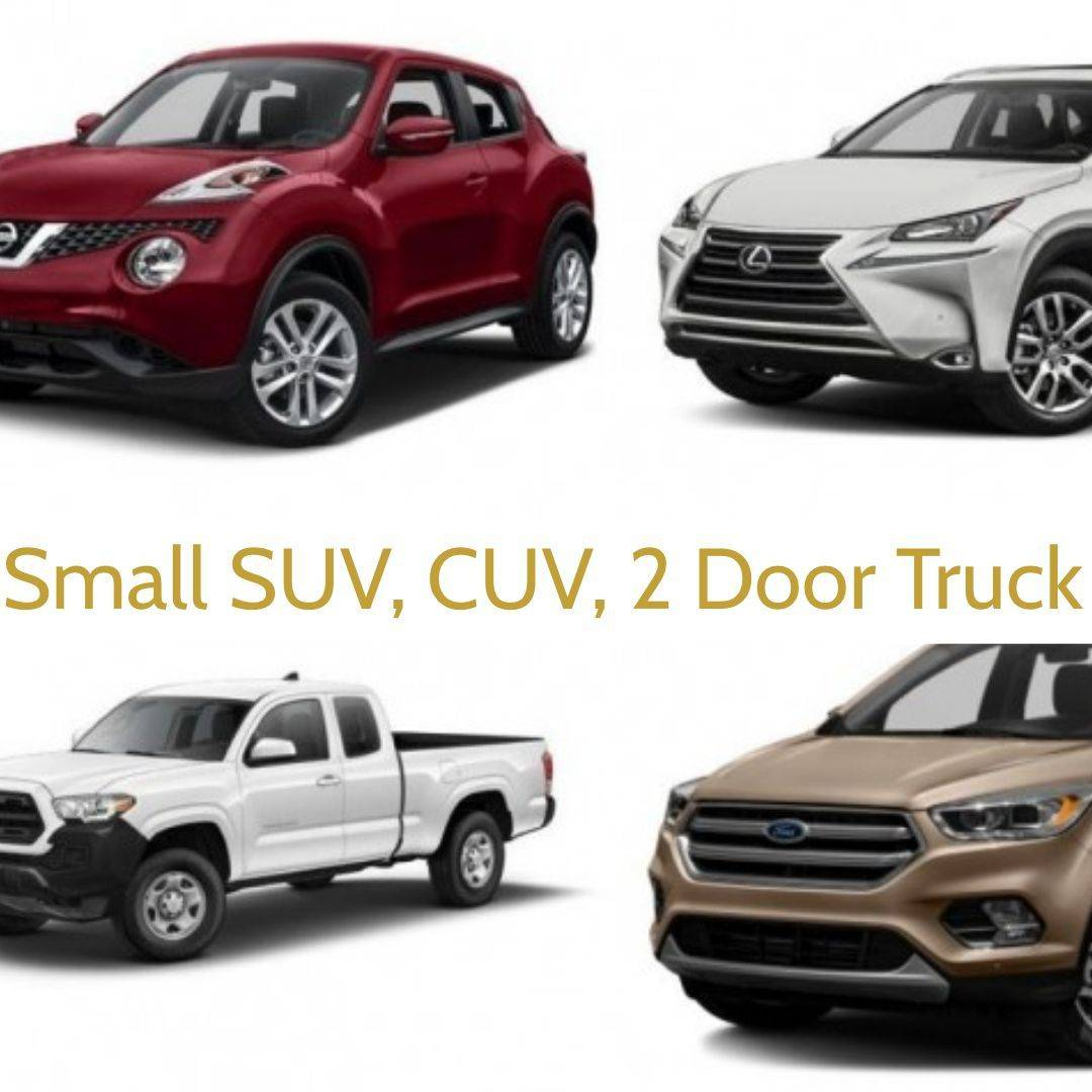 small SUV packages