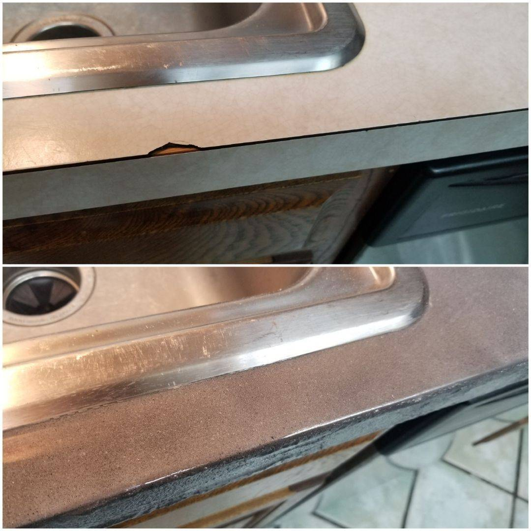CounterFIT LLC Countertop repair