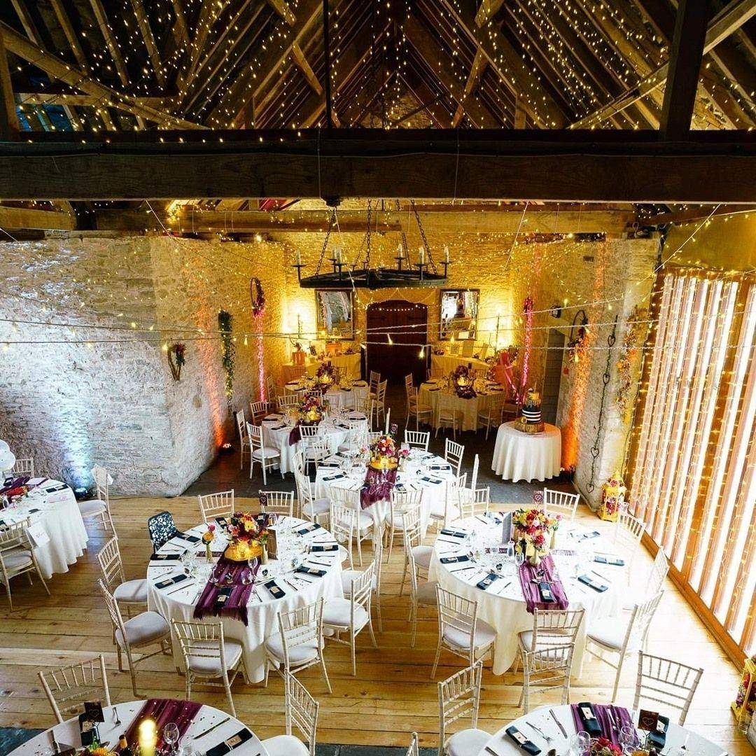 A rustic barn wedding at Kingston Country Courtyard Dorset