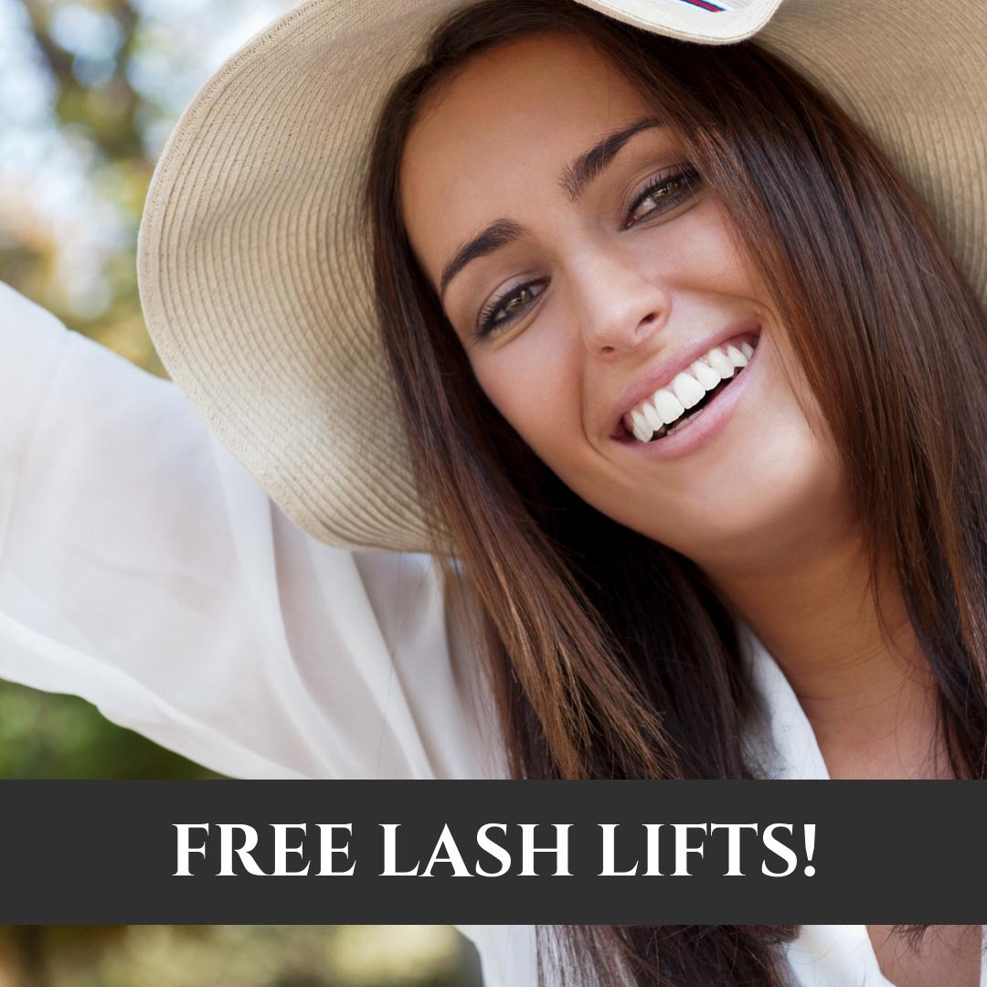 FREE Lash Lift West Kelowna