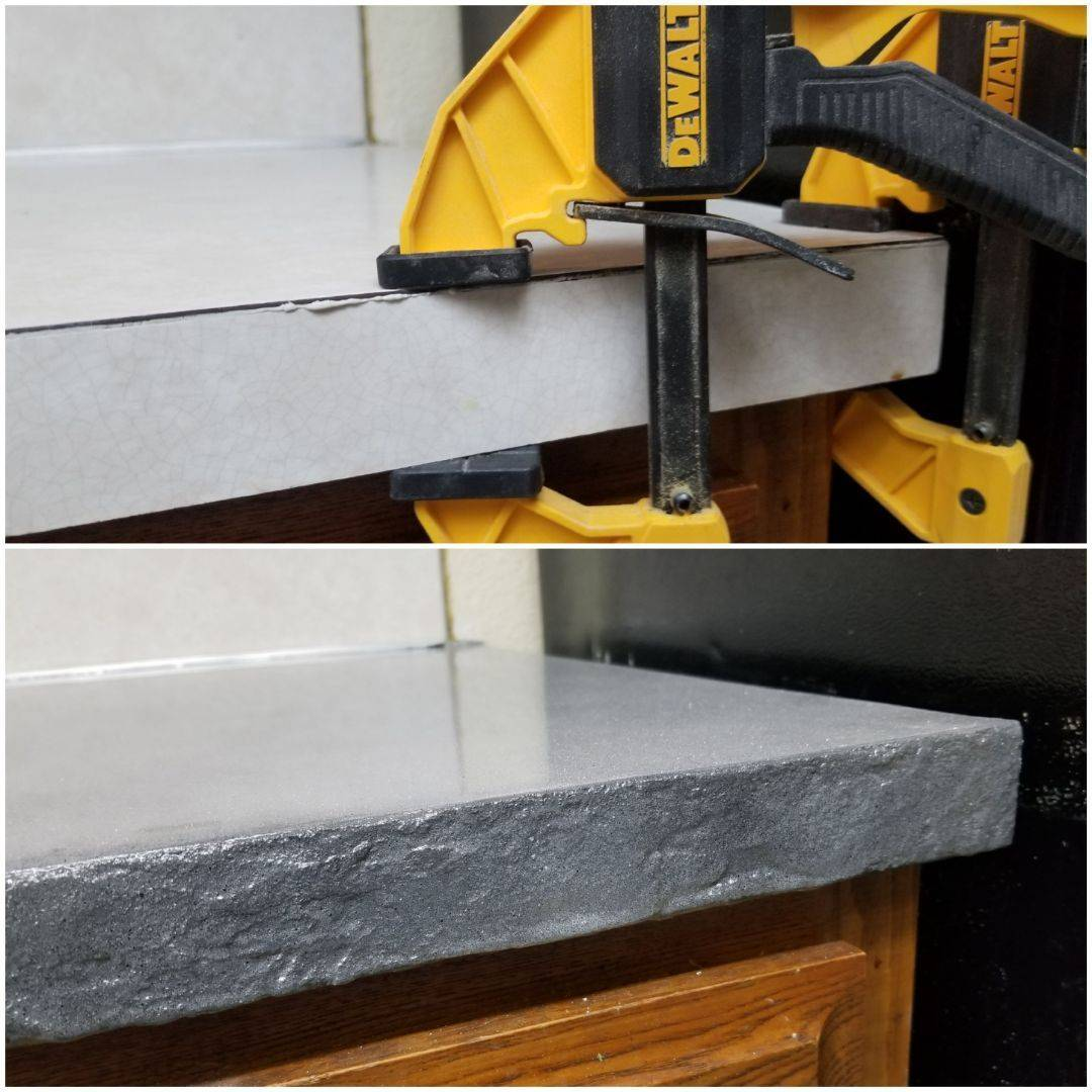 CounterFIT LLC Countertop repairs