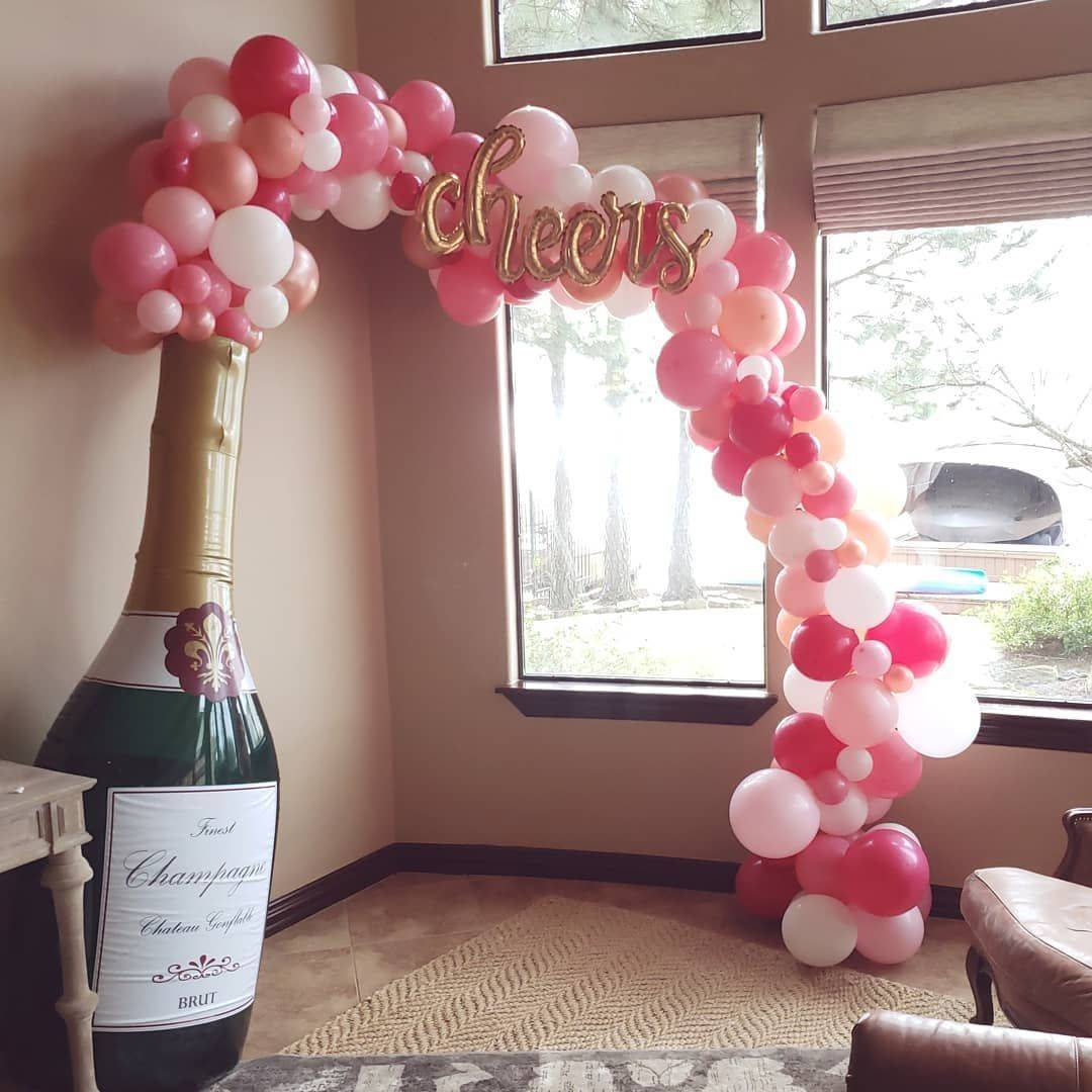 Balloons, Birthday, Zebra, Houston, TX, Balloon Animal