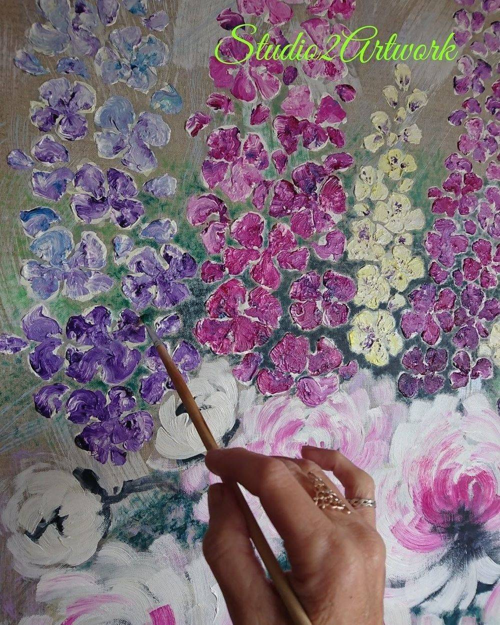 Artwork for Sale. Oil Painting. Original Artwork. Studio2Artwork. Artist. Art.
