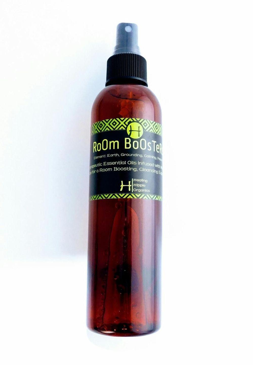 Room Booster: Earth, Healing Hippie Organics, Boise, Idaho, USA