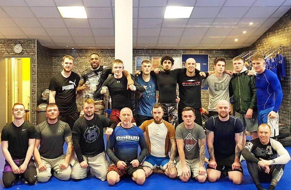 group class sheffield martial arts best
