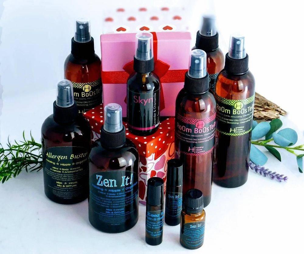 Gift Sets, Healing Hippie Organics, Boise, Idaho, USA
