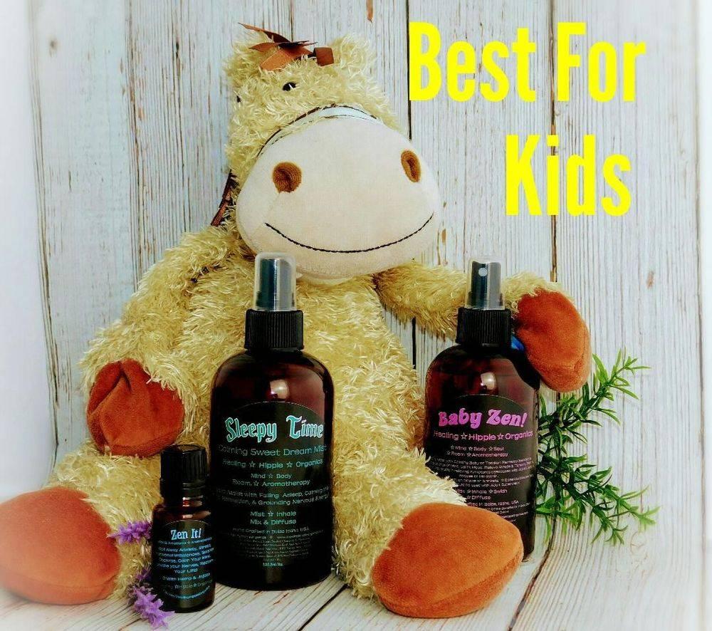 Best for Kids, Healing Hippie Organics, Boise, Idaho, USA